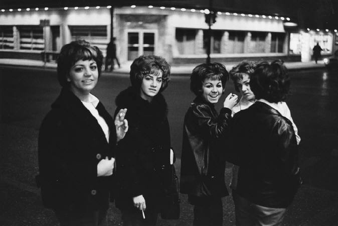 Photographs from Joseph Sterling's The Age of Adolescence, a series which depicts teenage life in late 50s and early 60s America.
