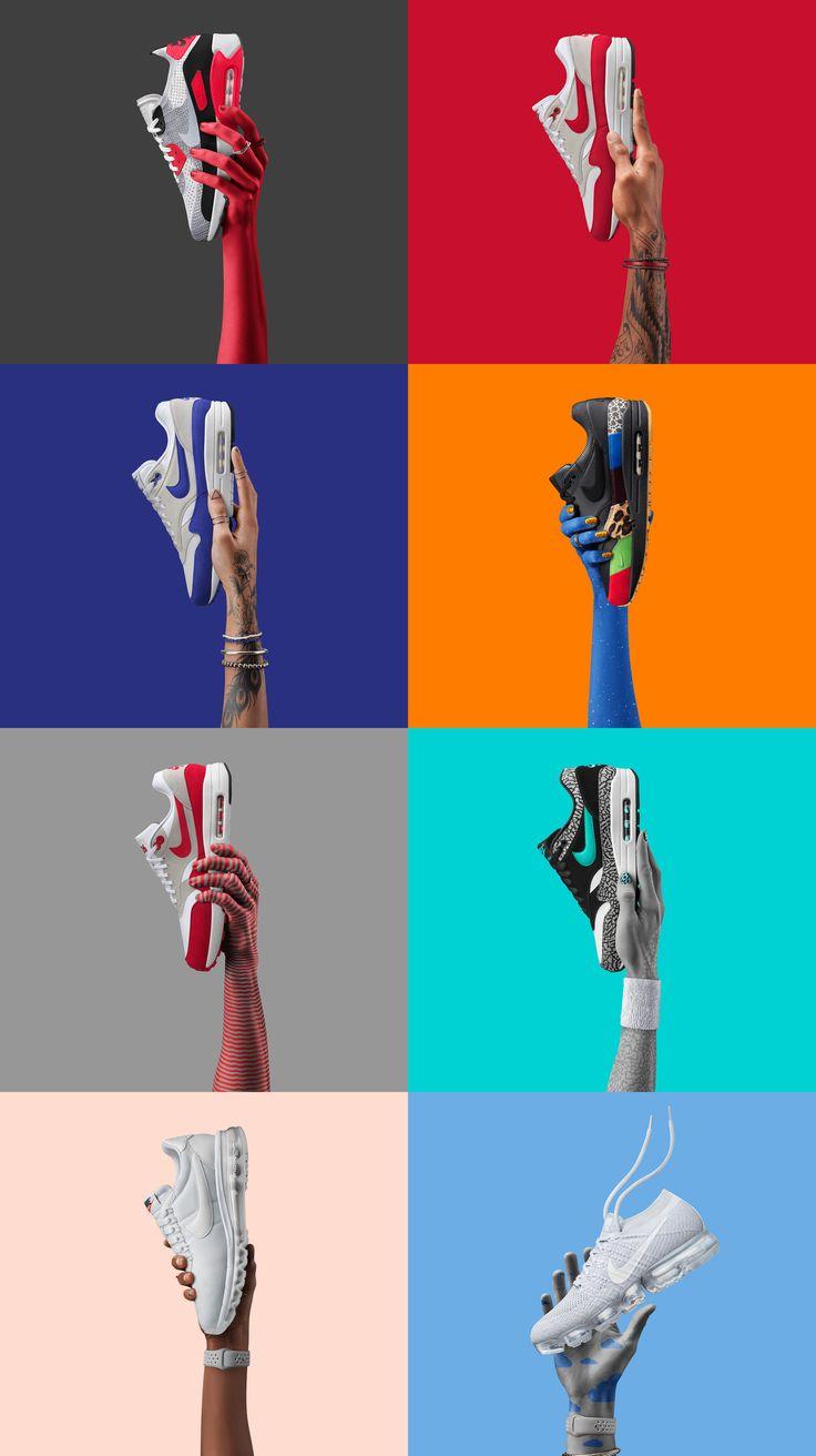 Nike AMD Revolution on Behance