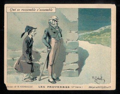 27. Qui se ressemble sassemble (Chi si assomiglia si piglia), 1908-10