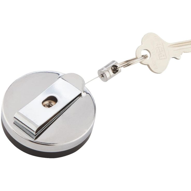 Custom Accessories Retractable Key Chain
