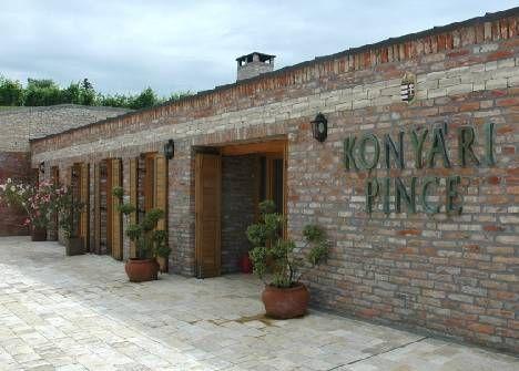 Konyári Pincészet - Balatonlelle | Hazai középületek