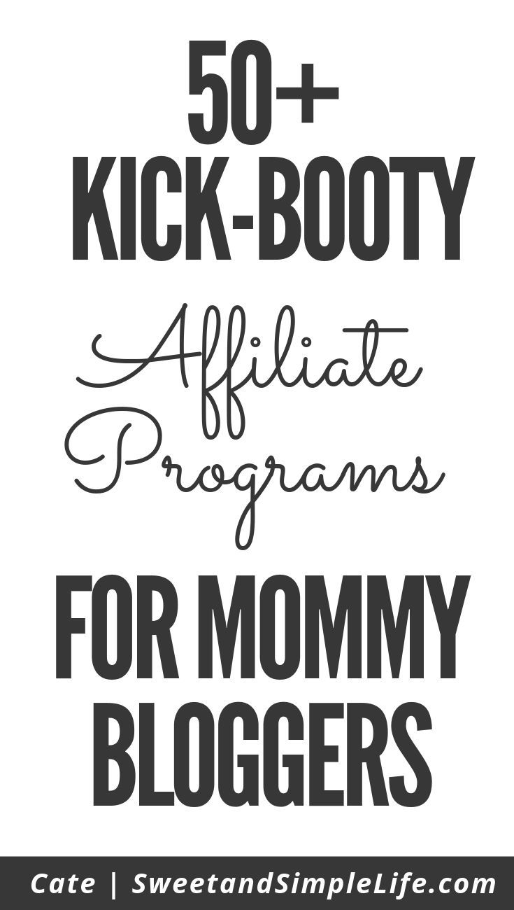 How to Make Money as a Mom Blogger (Using Affiliate Marketing) – HelloHappyMommy
