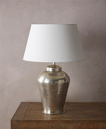 Jar table lamp base