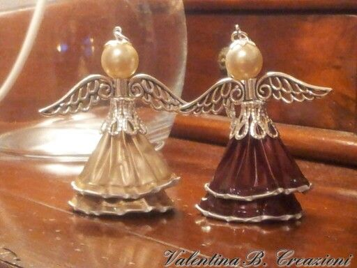 Nespresso Christmas angels for your Christmas table