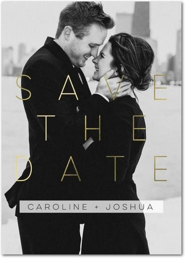Time to save the date for this special day! http://www.stylemepretty.com/2016/11/16/5-reasons-why-a-save-the-date-is-an-absolute-must/ #sponsored