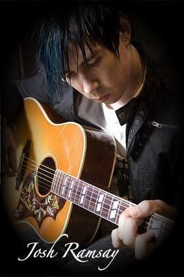 Josh Ramsay~ Vocals, Guitar, Piano, Harmonica, Drums, Bass, Programming, Corn Shucking :) Awesome voice and musician!!