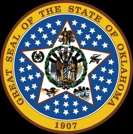 Oklahoma State Seal image