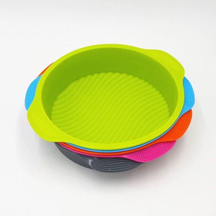 Round Shape Silicone Cake Molds //Price: $16.47 & FREE Shipping //     #hashtag4