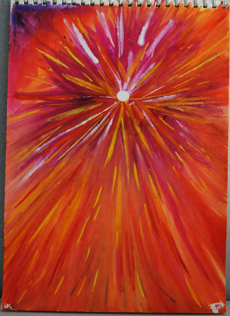 acrylschilderij