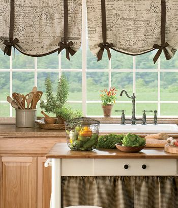 Tie Up Valance For The Mudroom More Window Toppers Tie Up Curtain Ties