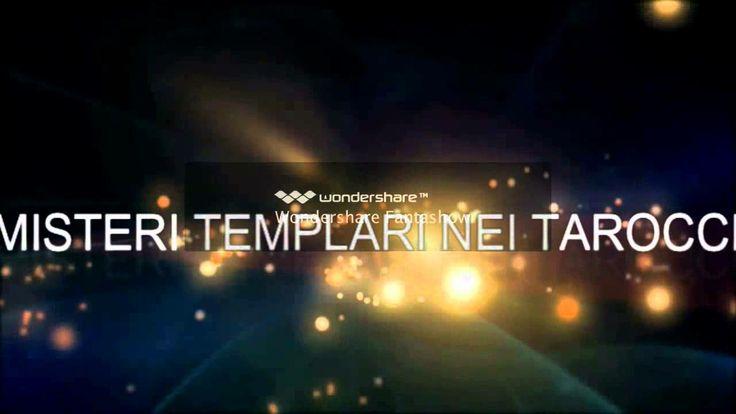 Book Misteri Tempari nei Tarocchi