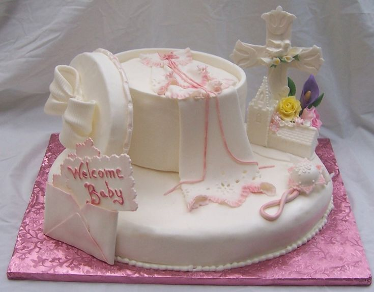 Best 25+ Christening cakes for girl ideas on Pinterest ...