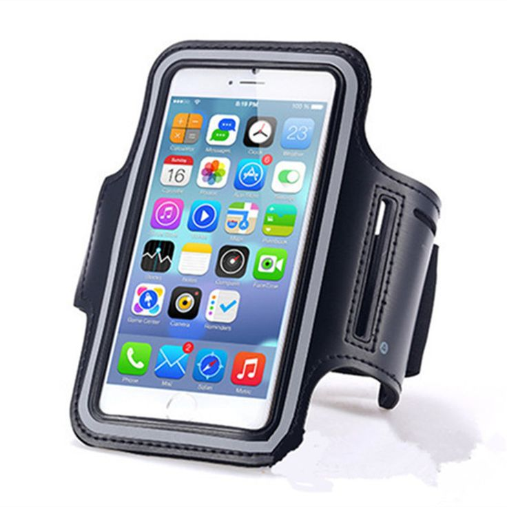Sport Armband Arm Band Belt Cover Waterproof Running GYM Bag Case For Apple iPhone 4.7inch 6 6S Mobile Phone with Key Holder