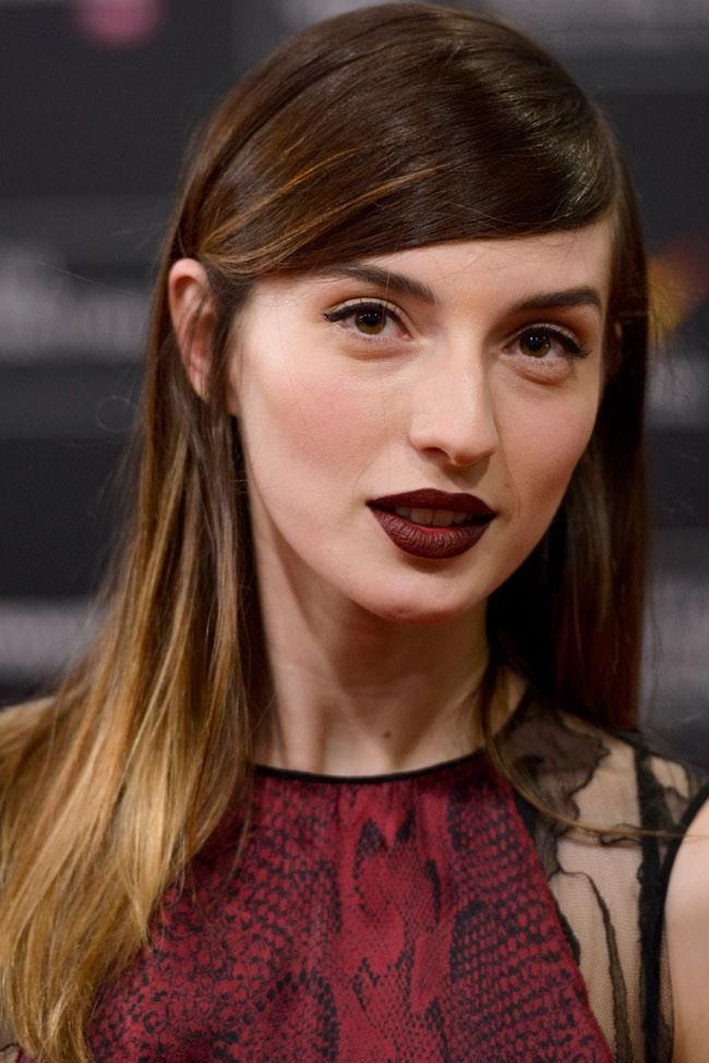 maria valverde dark lips