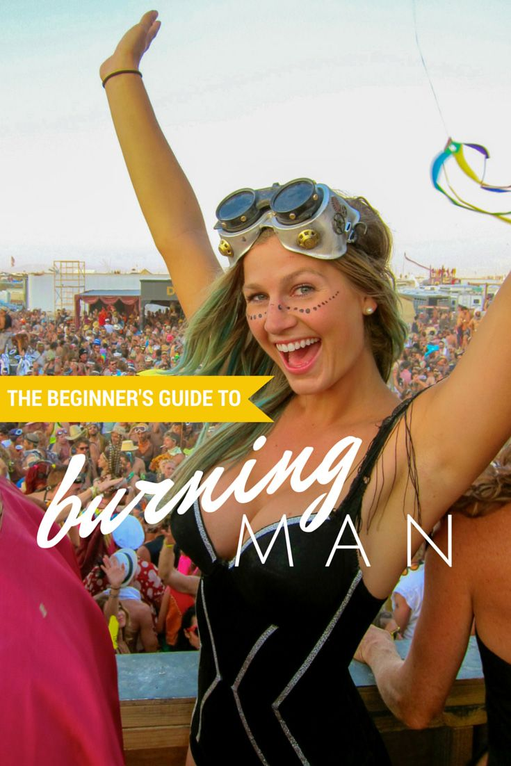 The Beginner's Guide to Burning Man