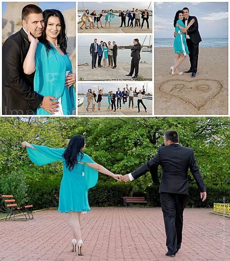 sedinta foto inainte de nunta, fotograf de nunta in Constanta