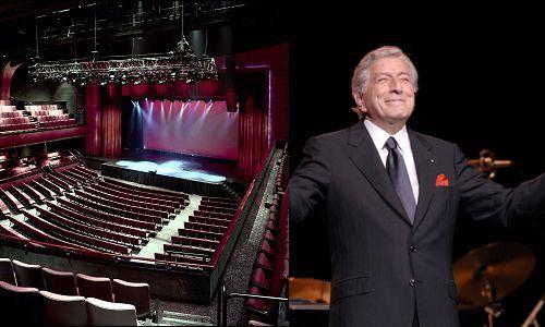 Tony Bennett Casino Concert Package