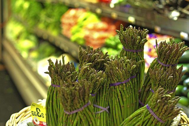 asparagi proprietà