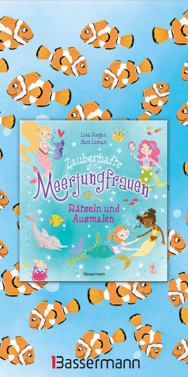 Neu Für Alle Kinder Die Meerjungfrauen Lieben Das Große Rätsel