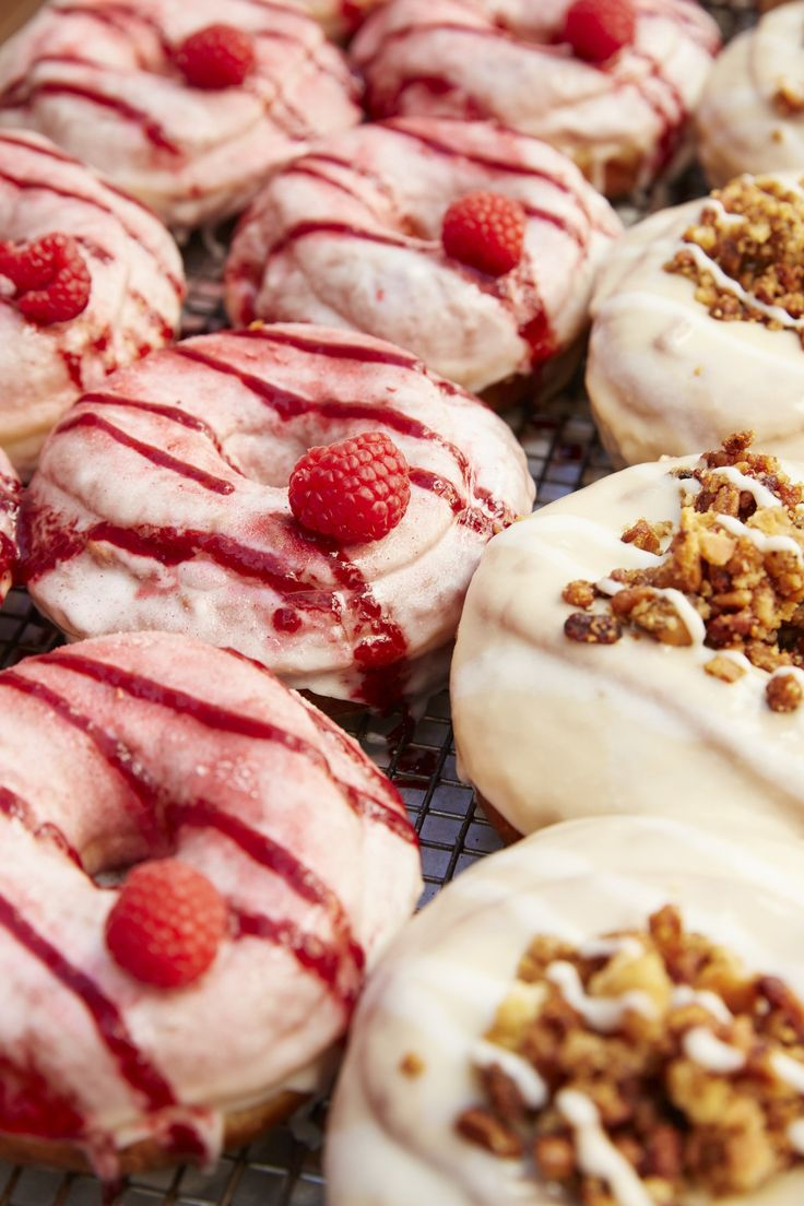 The 6 Best Cities to Eat Donuts in the United States- Chicago, Seattle, Portland, Louisville, NYC, DC