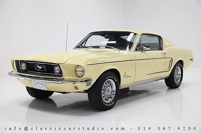 cool 1968 Ford Mustang - For Sale View more at http://shipperscentral.com/wp/product/1968-ford-mustang-for-sale-3/
