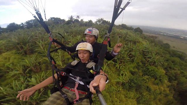 • Tandem Paragliding in Carmona, Cavite • Whitewater Rafting in Cagayan de Oro  • Ziplining in Eden Nature Park & Resort, Davao • G-MAX Reverse Bungy & GX-5 Extreme Swing in Clarke Quay, Singapore • Scuba Diving, Kayaking and Snorkeling in Danjugan Island, Negros Occidental • Ziplining in Dakak Adventure Zone, Zamboanga del Norte • Mountain Hiking in Pico de Loro, Taraw Cliff in El Nido, Mt. Maculot, and Mt. Pulag • Monkey Bridge ...