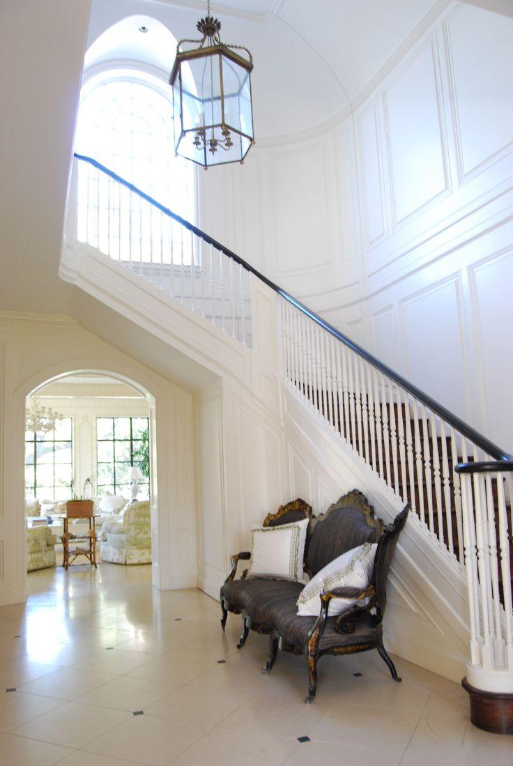 Stair Hall by J Wilson Fuqua