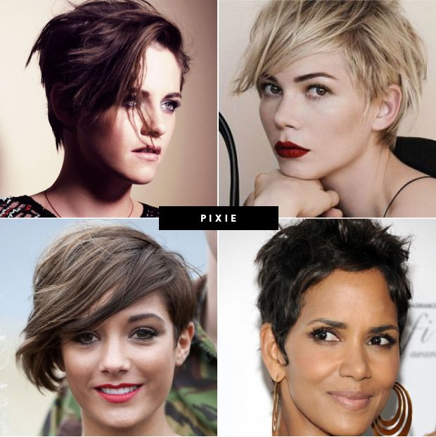 Best Pixie Haircuts For Square Faces: 65 Best Images About Heart/ Inverted Triangle Shaped Face