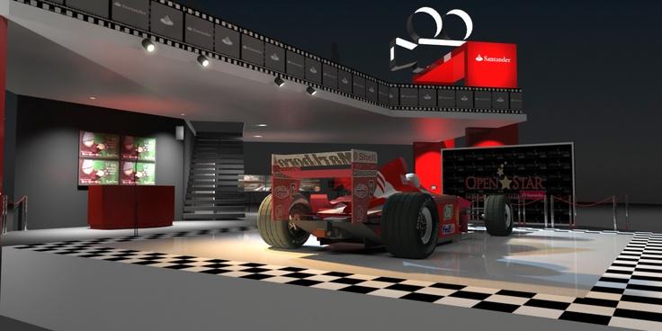 Santander Ferrari / OpenStar 2011