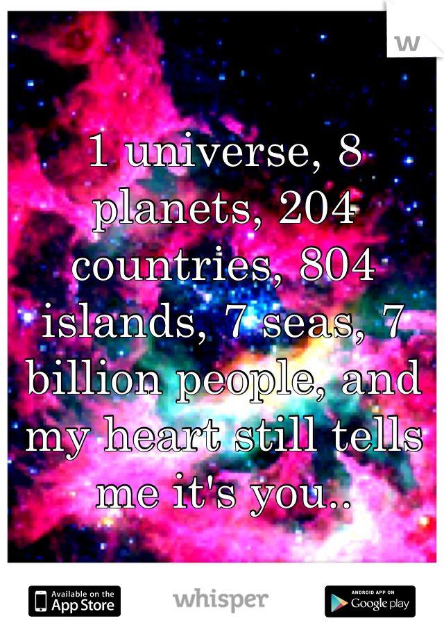universe 8 planets quote - photo #15
