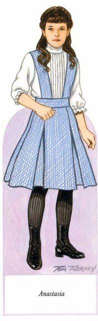 Фотографии Бумажные куклы. Винтажные куклы и кукольные дома – 45 альбомов