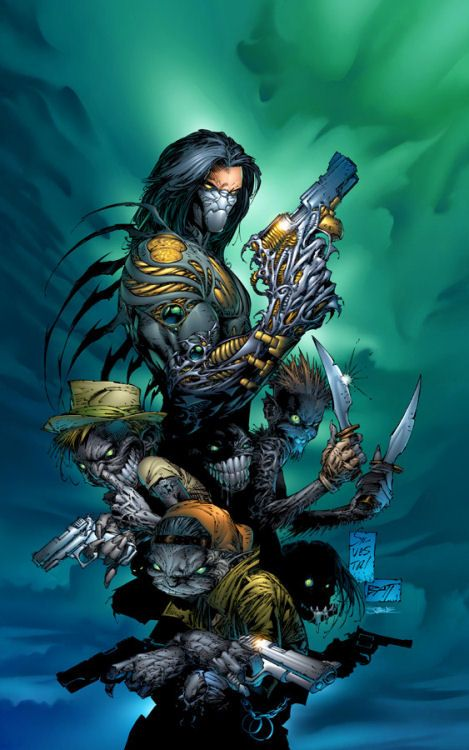image comics | Image of The Darkness (comics)