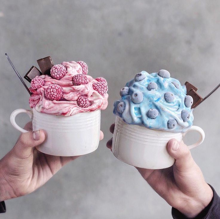 16-Jähriger begeistert auf Instagram mit unglaublichen Dessert-Bildern!