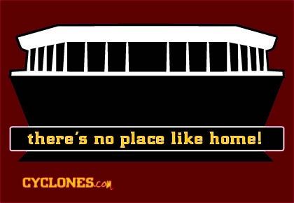 Hilton Coliseum : There's no place like home!