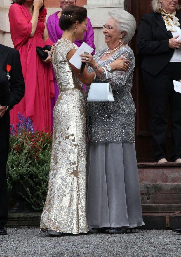 PHOTOS - La princesse Victoria de Suède et la princesse Christina de Suède…