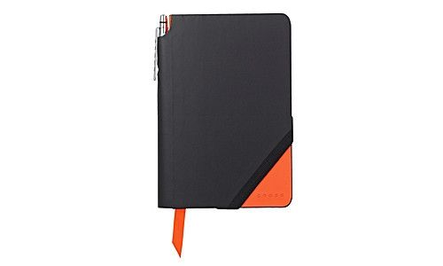 Cross Jot Zone Black & Orange Small Journal
