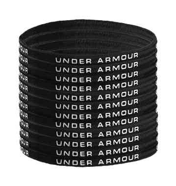 Under Armour - Ponytail Holders....worth the price.