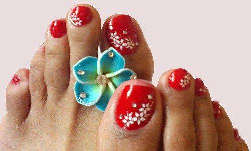 40 Hot Summer Manicure Ideas