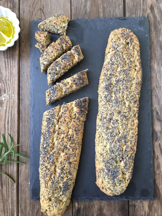 Fiberflutes - opskrift på glutenfrie flutes med få kulhydrater - low carb/LCHF