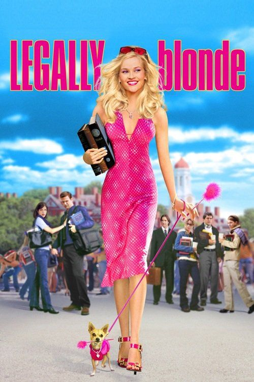 Watch->> Legally Blonde 2001 Full - Movie Online