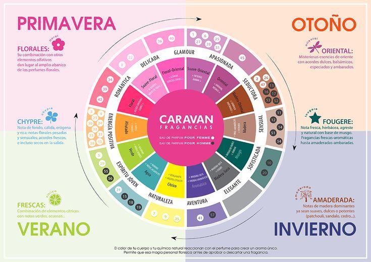 Mundo del perfume - Caravan Fragancias