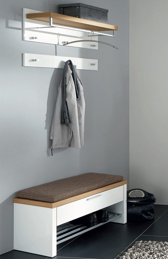 25 best ideas about garderobe eiche on pinterest. Black Bedroom Furniture Sets. Home Design Ideas