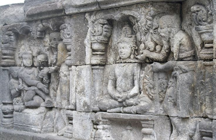 Amazing Story of  Borobudur Temple Relief