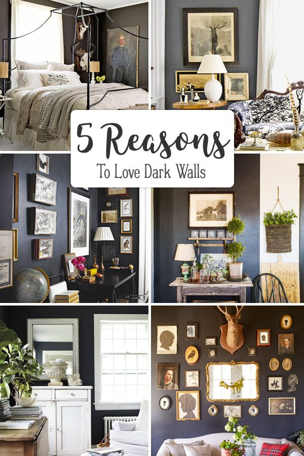 Black Painted Walls best 10+ dark painted walls ideas on pinterest | reading room