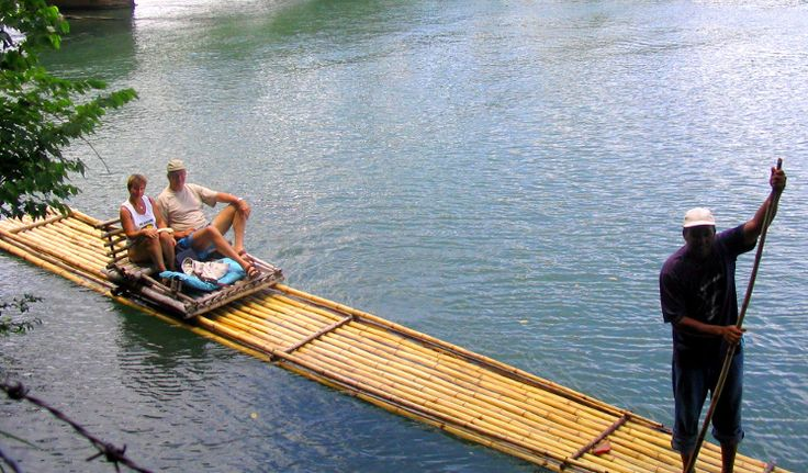 Rafting the Rio Grande - Jamaica Vacation Packages
