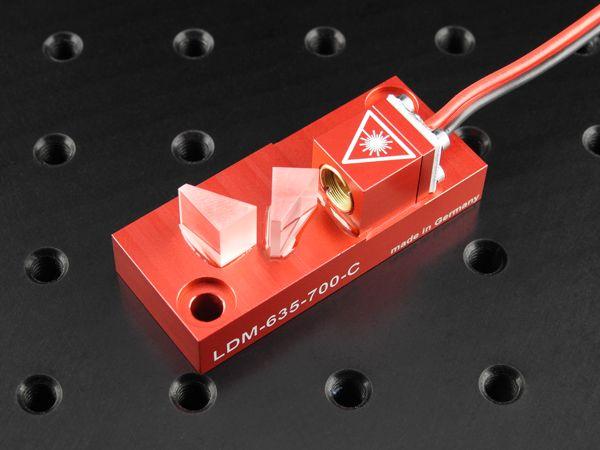 700mW 638nm Diode Laser