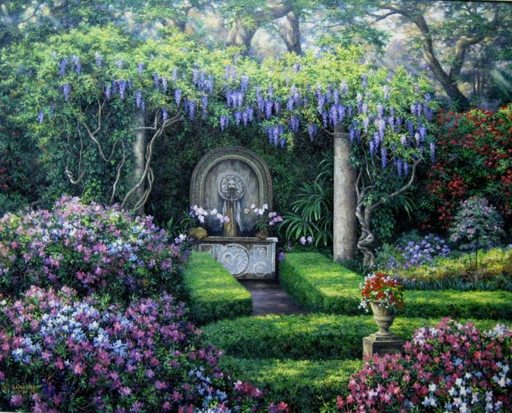 Secret Garden: 21 Best Images About The Secret Garden On Pinterest