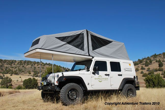 Jeep jk roof tent | 2CV's & other related things | Pinterest | Jeep Jk ...