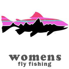womens fly fishing