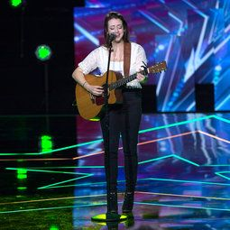 NBC - America's Got Talent - Season 9 - Anna Clendening